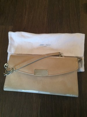 Jimmy Choo Clutch aus Lackleder