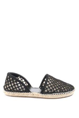 Jimmy Choo Espadrille Sandals black casual look
