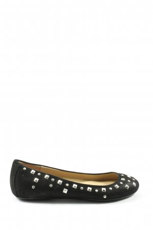 Jimmy Choo for H&M Klassische Ballerinas schwarz Casual-Look