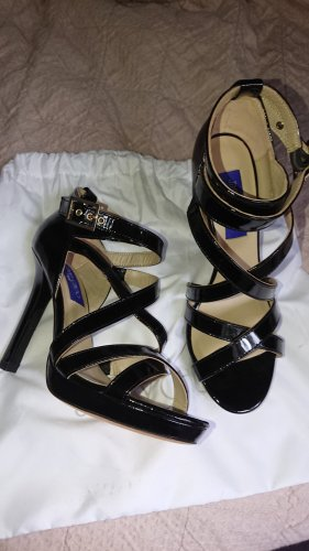 Jimmy Choo for H&M Lacksandalette
