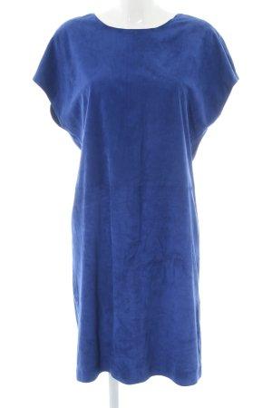 Jimmy Choo for H&M Lederkleid blau Business-Look
