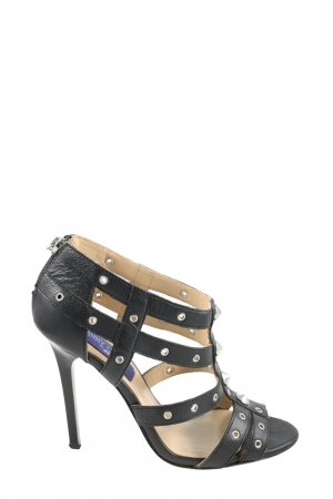 Jimmy Choo for H&M Riemchenpumps schwarz Elegant