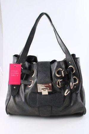 Jimmy Choo Handtasche schwarz Business-Look