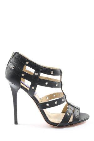 Jimmy Choo High Heel Sandal black elegant