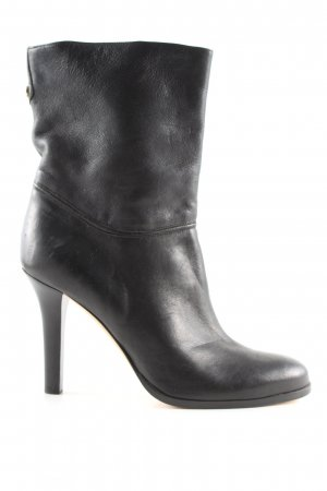 Jimmy Choo High Heel Stiefel schwarz Casual-Look