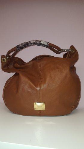 Jimmy Choo Hobo Bag Schultertasche braun cognac