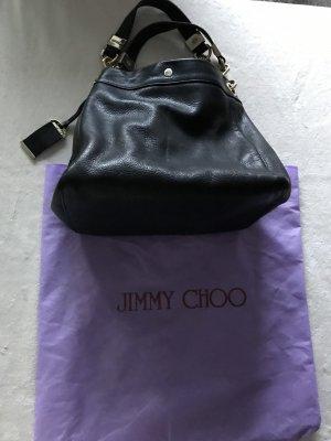 Jimmy Choo Kalbsleder Handtasche 2x getragen