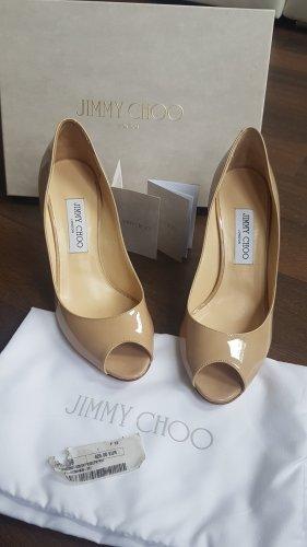 Jimmy Choo Lack Pumps