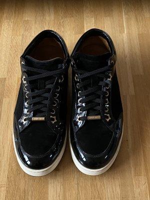 Jimmy Choo Miami Sneakers schwarz