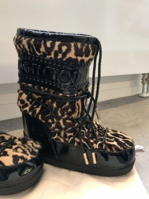 Jimmy Choo Snow Boots multicolored