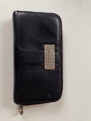 Jimmy Choo for H&M Hand Fan black leather