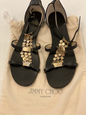 Jimmy Choo Outdoor sandalen zwart