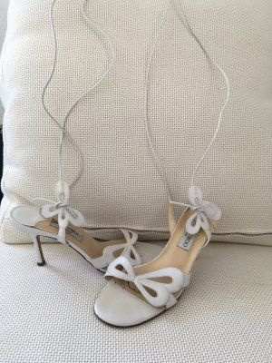Jimmy Choo Sandalen im Gladiatorenstil