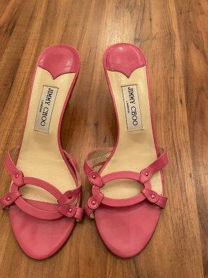 Jimmy Choo High Heel Sandal pink