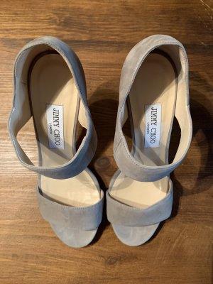Jimmy Choo High Heels light grey