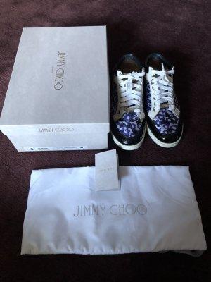 Jimmy Choo Sneaker / 37 / Floral Print