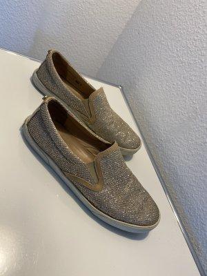 Jimmy Choo Sneaker slip-on oro