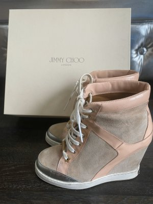 Jimmy Choo Wedge Sneaker multicolored