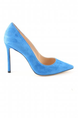 Jimmy Choo Spitz-Pumps blau Elegant