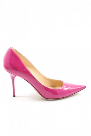 Jimmy Choo Pointed Toe Pumps pink business style