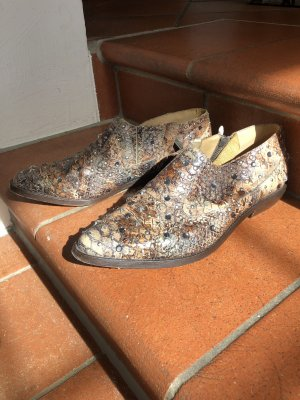 Jimmy Choo for H&M Cothurne multicolore cuir