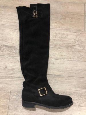 Jimmy Choo Biker Boots black