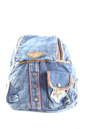JINHAODA Daypack blue casual look
