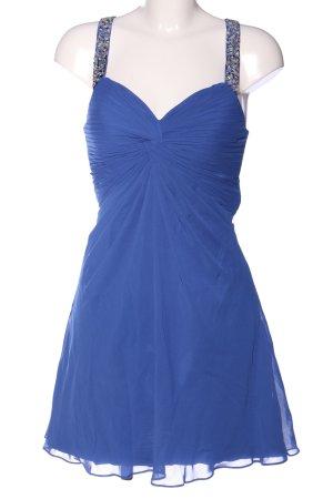 JJ''S House Trägerkleid blau Elegant