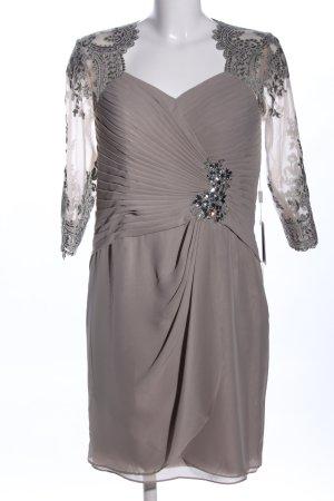 JJs House Abendkleid hellgrau Elegant