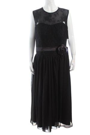 JJs House Abendkleid schwarz Elegant