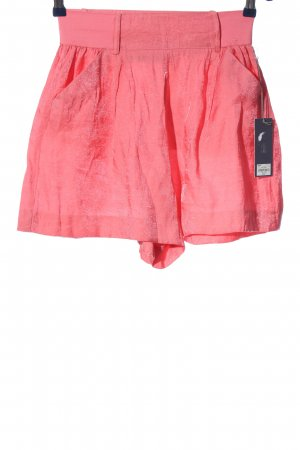 JLo by Jennifer Lopez Short taille haute rose style décontracté