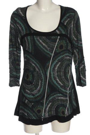 Joachim Bosse Batik Shirt allover print casual look