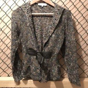 Joachim Bosse Wool Jacket dark green