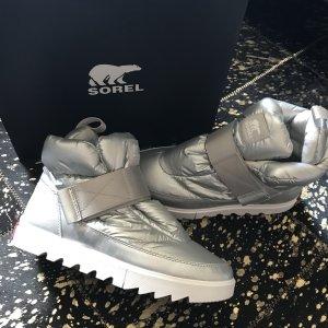 Sorel Winter Booties light grey-white