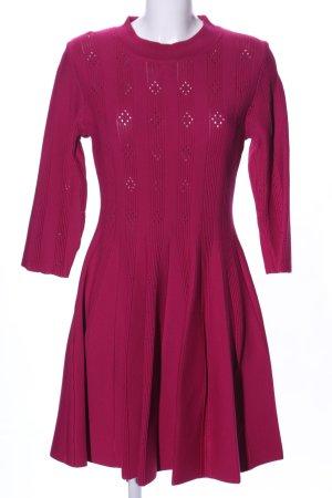 Joana Danciu A-Linien Kleid pink Casual-Look