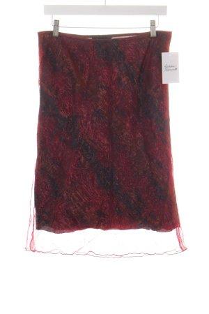 Joanna Gaye Midirock abstraktes Muster extravaganter Stil