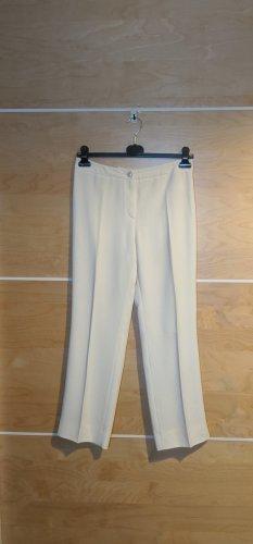 Jobis High Waist Trousers natural white-white mixture fibre