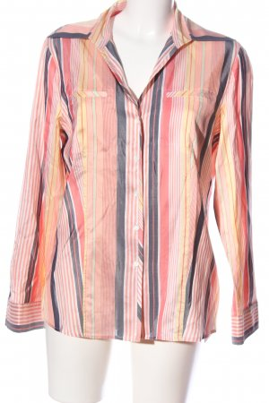 Jobis Shirt Blouse striped pattern casual look