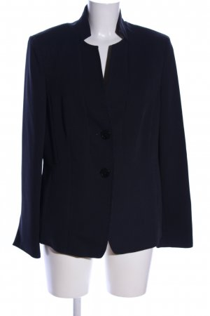 Jobis Long-Blazer blau Business-Look