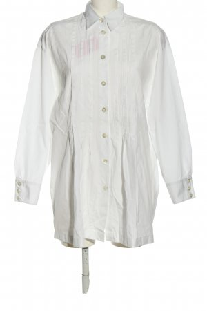 Jobis Long Blouse white business style