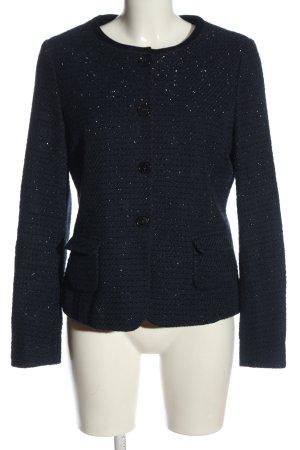 Jobis Blazer Tweed azul look casual