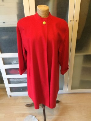 Jobis Frock Coat brick red