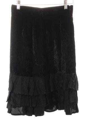 Jobis Volantrock schwarz Elegant