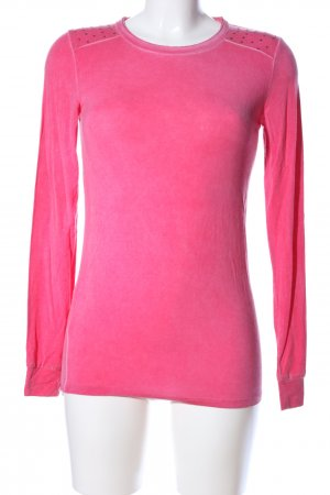 Jockey Longsleeve pink Casual-Look