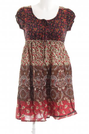 Joe Browns Blouse Dress abstract pattern casual look