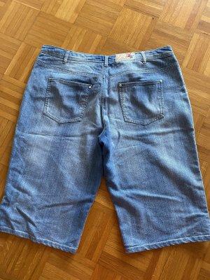 Joe Browns Denim Shorts steel blue