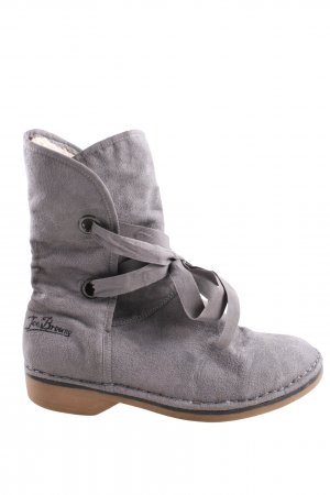 Joe Browns Kurzstiefel hellgrau Casual-Look
