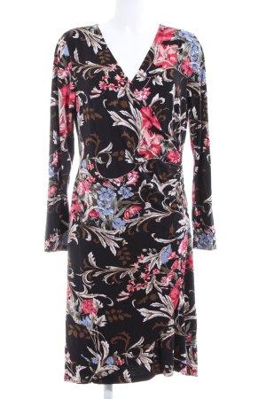 46 bis 52 schwarz gemustert 189 Joe Browns Kleid Long Tunika Kleid Gr NEU