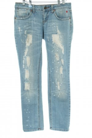 Joe Browns Straight-Leg Jeans blau Casual-Look