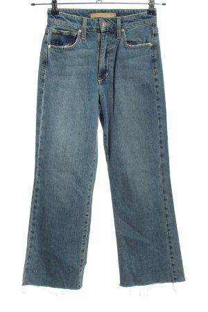 Joe 's Jeans a vita alta blu stile casual